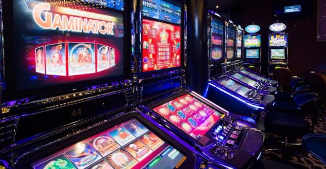 Игровые автоматы на сайте Вулкан