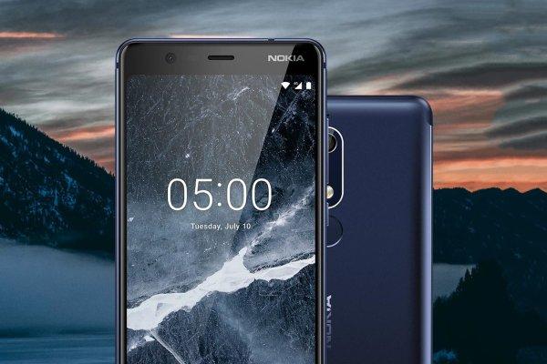 В интернете появилось видео со смартфоном Nokia 5.1 Plus