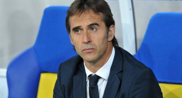 Лопетеги стал новым тренером «Реала»