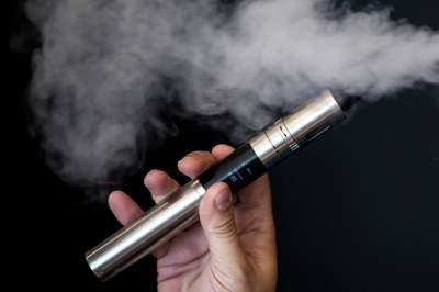 Взорвавшаяся электронная сигарета покалечила американца