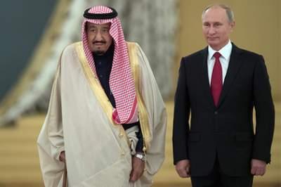Стали известны результаты встречи Путина и принца Саудовской Аравии