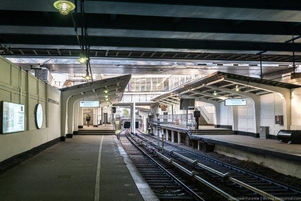 По Филевской линии метро Москвы в выходные не будут ходить поезда