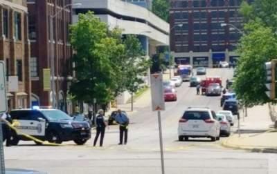 В США в здании суда произошла стрельба