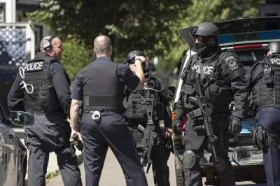 В Канзасе подсудимый застрелил конвоира, выхватив у него пистолет