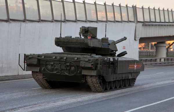 НАТО стоит беспокоиться: Военный эксперт оценил российский Т-14