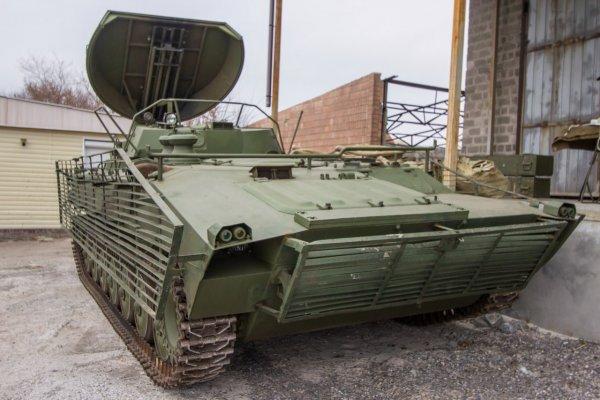 Для российских военных готовят новую установку разминирования
