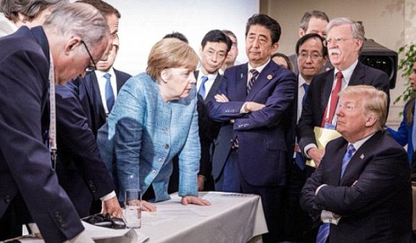 Трамп предоставил доказательства «лживости» СМИ после саммита G7
