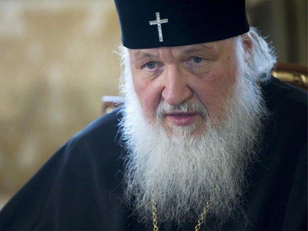 Патриарх Кирилл знает, как легко победить воровство и нищету на территории РФ