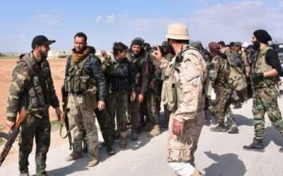 Войска Асада начинают наступление в Сирии