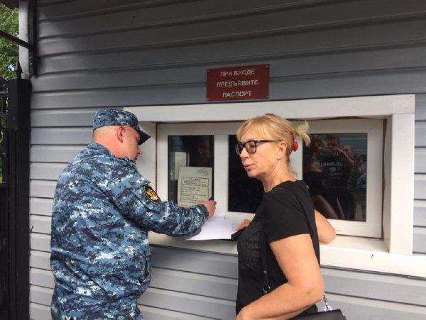 Омбудсмену Украины не позволили навестить заключенного во Владимирском централе