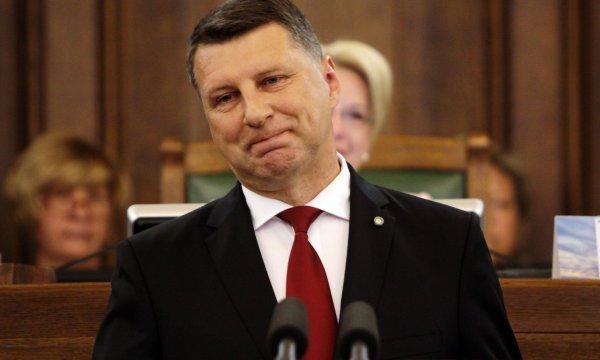 Глава Латвии: США не сумеют защитить Европу от РФ