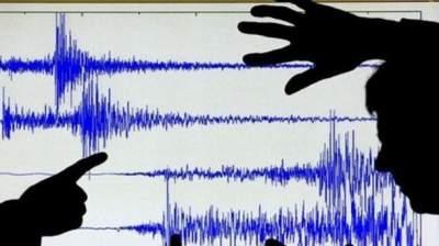 Мощное землетрясение произошло в Японии