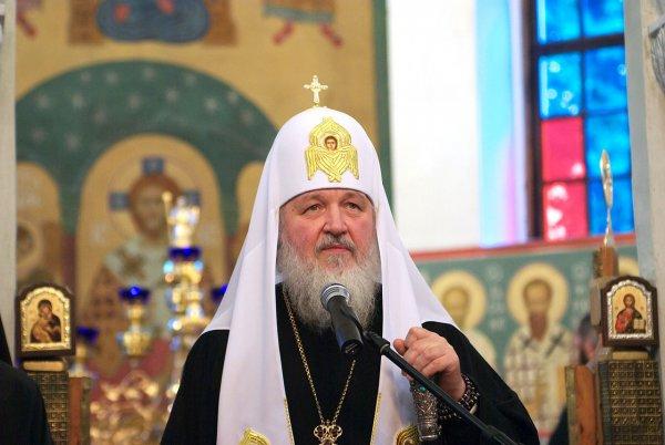 Патриарх Кирилл «окрестил» современную историю РФ эпохой надежды