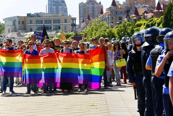 Экс-глава Харьковской области считает, что геи