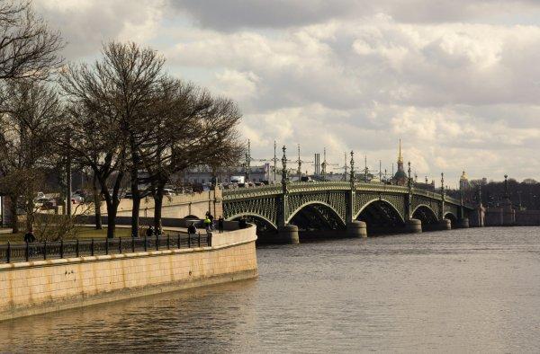 В Петербурге из-за ЧМ-2018 изменят график разводки Троицкого моста