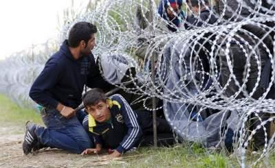 В ЕС зафиксировали двукратное снижение потока нелегальных мигрантов