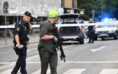 На улицах Швеции стреляли в людей