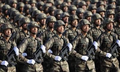 Друзья навек: китайские военные пройдут парадом по Белоруссии