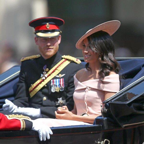 Меган Маркл впервые в жизни побывает на королевских скачках Royal Ascot