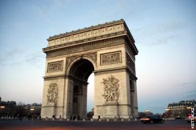 Во Франции из-за забастовки закрыли Версаль и Триумфальную арку