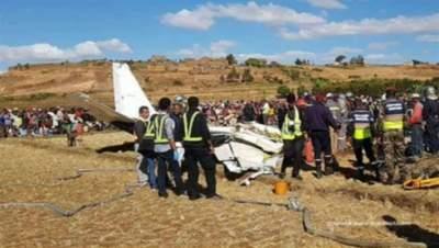 На Мадагаскаре разбился самолет: есть жертвы