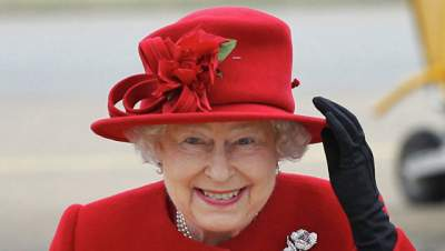 Королева Британии стала прабабушкой в седьмой раз
