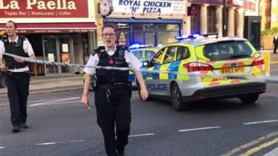Взрыв в метро Лондона: есть пострадавшие