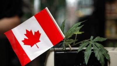В Канаде разрешили производить, хранить и продавать марихуану