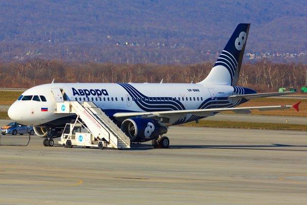 Авиакомпания «Аврора» добавила 4 рейса Владивосток-Токио в месяц