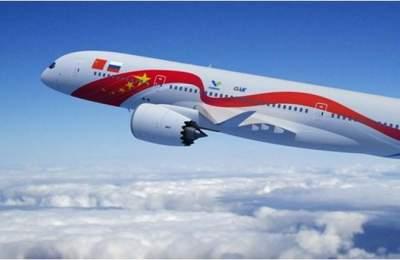 В Минске по непонятным причинам совершил посадку китайский самолет