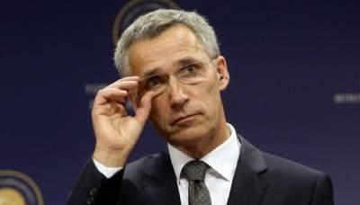Глава НАТО заявил об угрозе распада Альянса