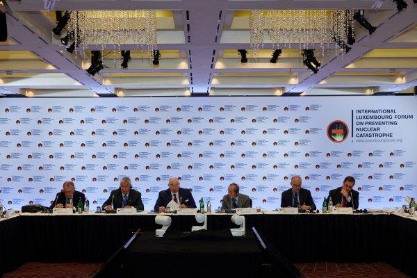 Президент Люксембургского форума Вячеслав Кантор считает ситуацию в мире неспособствующей безопасности
