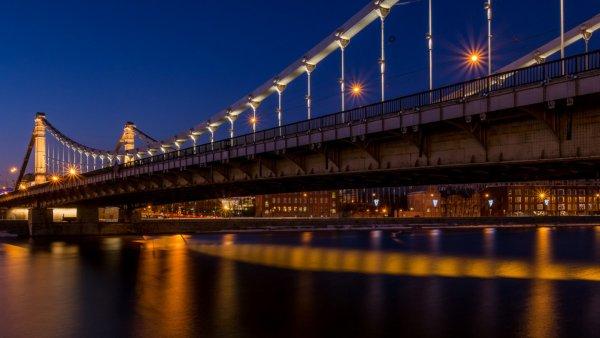Более полумиллиона автомобилей уже проехали по Крымскому мосту