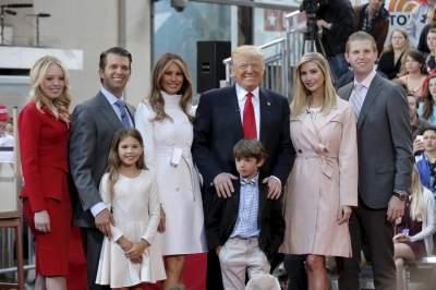 Известный актер извинился перед Трампом за то, что обидел его сына
