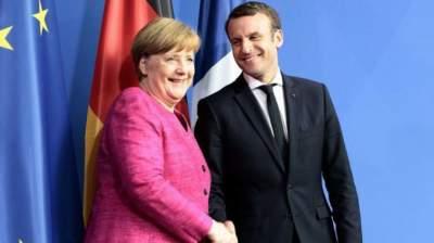 Франция и Германия займутся общим бюджетом Европы