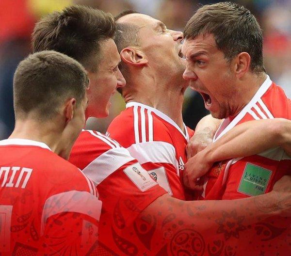 Британцы намекнули на употребление допинга российскими футболистами