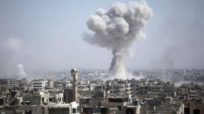Войска Асада начали наступление