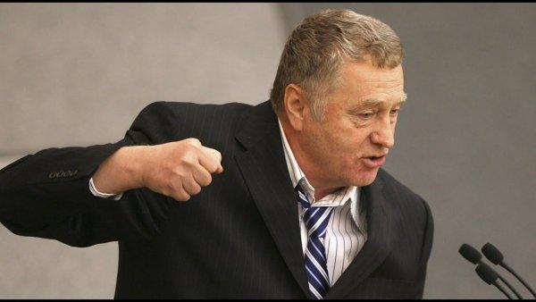 Жириновский желает от Путина разрыва Договора о дружбе с Украиной
