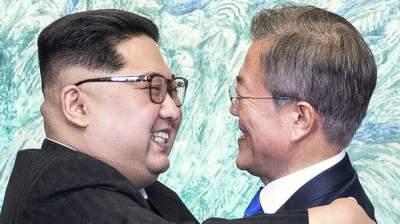 Южная Корея объявила о примирении с КНДР
