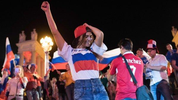 ВЦИОМ: 14% россиян верят в победу сборной России на ЧМ-2018