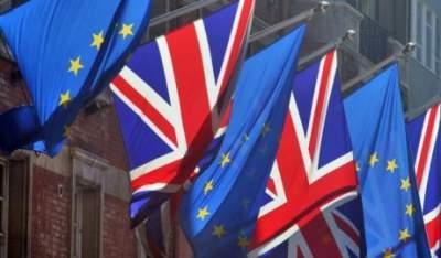Правительство Британии приняло решение о выходе из ЕС