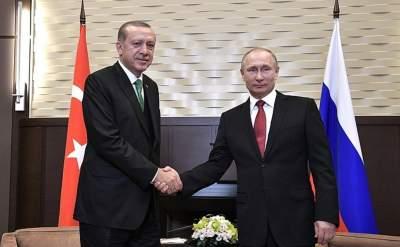 Президент Турции назвал себя и Путина лучшими политиками Генассамблеи