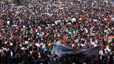 В Эфиопии на митинге в поддержку премьер-министра прогремел взрыв: есть погибшие