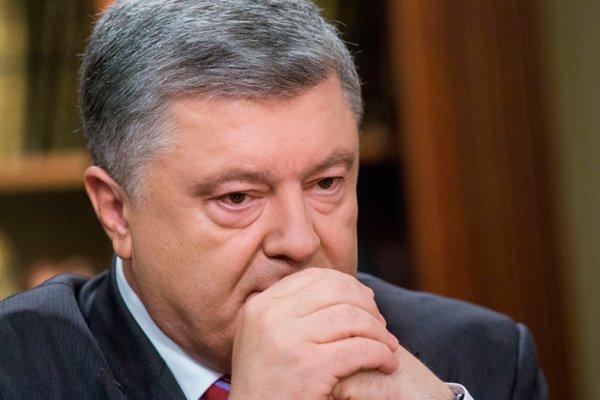 Праздник по-украински: Порошенко торжественно открыл дорожный знак в Запорожье