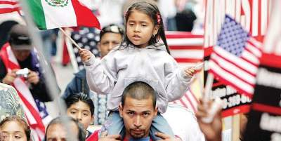 В США вернули иммигрантам 522 ребенка