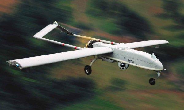 Израиль показал тестирование дрона-камикадзе Rote