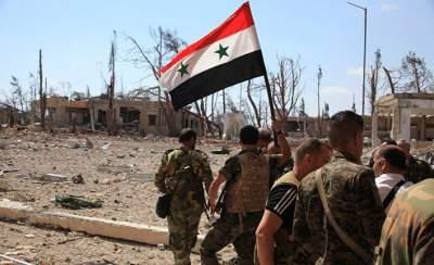 Асад заявил, что в его стране нет гражданской войны