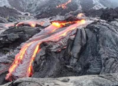 За селфи около гавайского вулкана теперь могут посадить в тюрьму