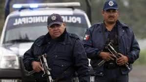 В мексиканском городе арестовали всех полицейских