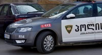 В Грузии микроавтобус попал в ДТП: пострадали 19 человек